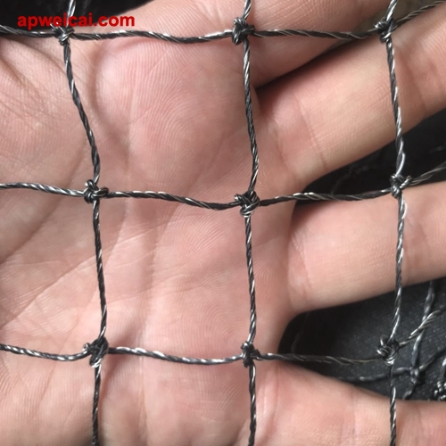Knotted Netting