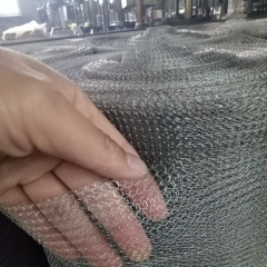 Knitted Mesh (Air and Liquid Filter Mesh)